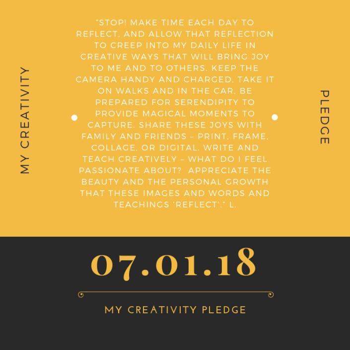 pledge #3